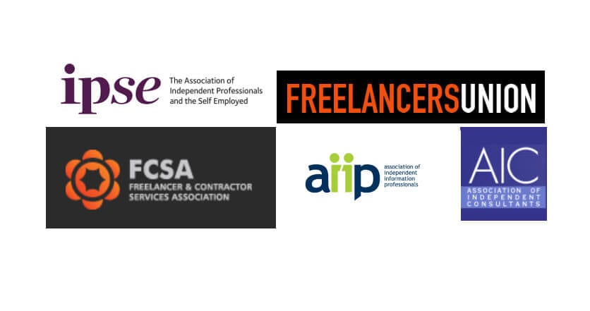 Useful guide to Independent Freelancers organisations