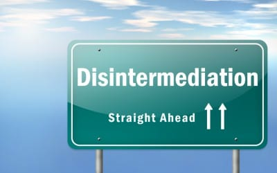 The Age of Disintermediation