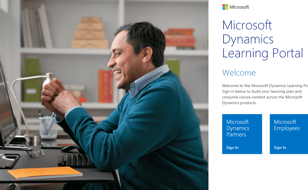 Students, access free Microsoft Dynamics training!