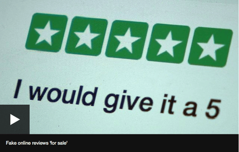 The (dis) honesty of online reviews