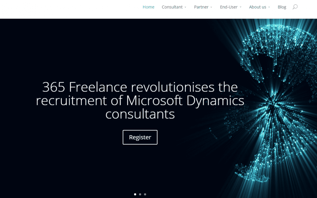365 Freelance launch their new website!