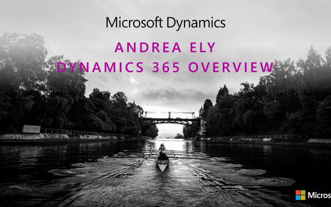 Free Microsoft NAV webinar – Project Madeira and Dynamics 365 ERP