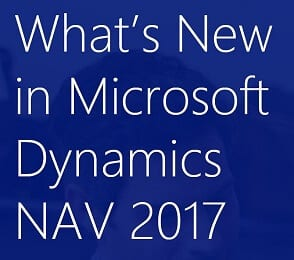 Microsoft NAVcast – Dynamics NAV 2017 launch day webinar