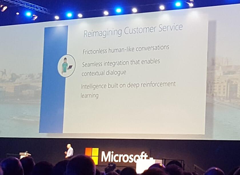 AI Reimagining Customer Service