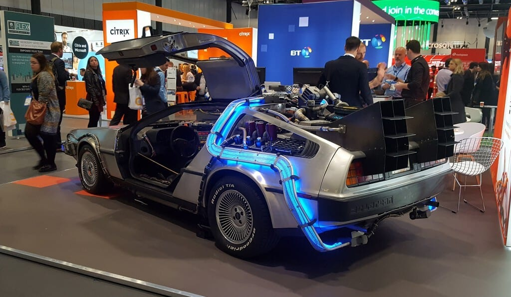 Delorean Future Decoded