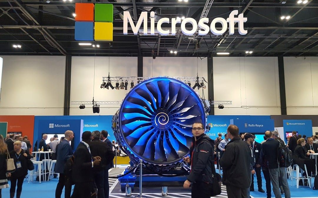 Future Decoded 2016 – Microsoft and Artificial Intelligence