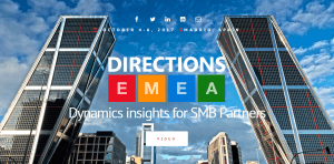 Microsoft events Directions EMEA 2017