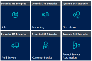 Dynamics 365 Enterprise training videos