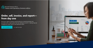 Dynamics 365 business edition for financials release