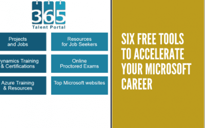 Six free tools to accelerate your Microsoft career