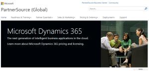 Dynamics career PartnerSource
