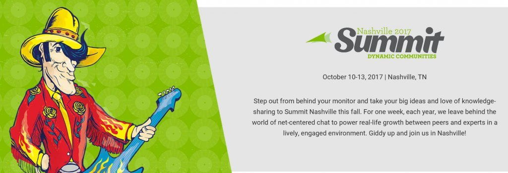 Microsoft Dynamics Events - Summit Nashville 2017