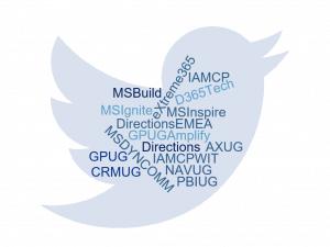 Microsoft Dynamics Partner hashtags