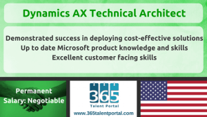 Dynamics AX Technical Architect