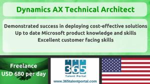 Dynamics AX Technical Architect