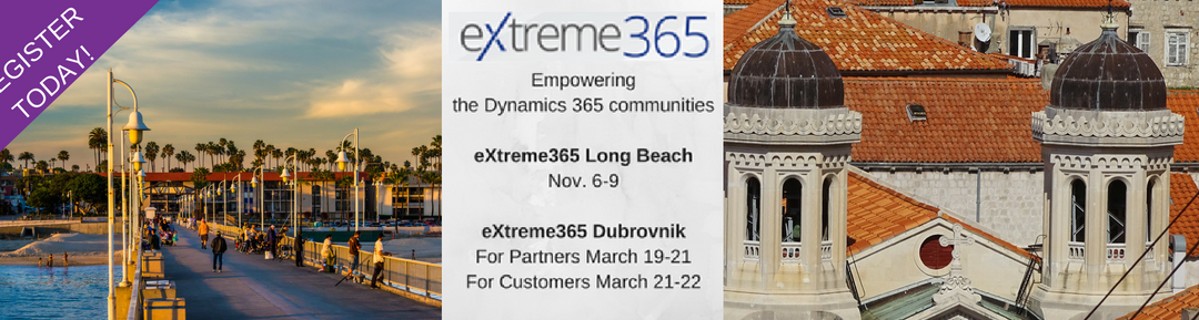 eXtreme365 Long Beach 6-9 Nov 2017