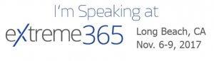 eXtreme365 Long Beach - I'm speaking