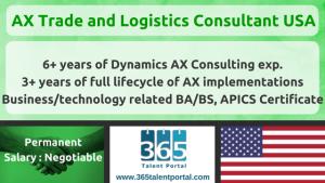 AX Trade and Logistics Consultant USA