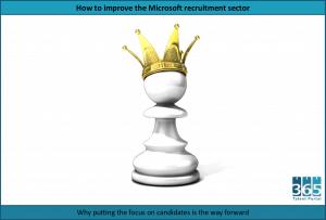 Microsoft recruitment sector