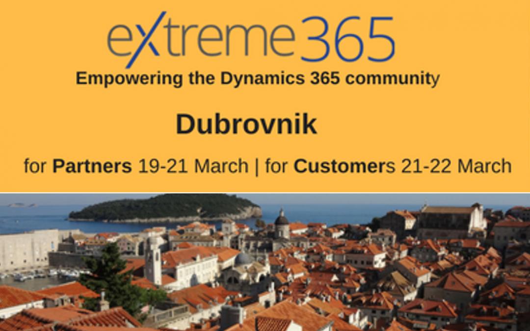 eXtreme365 Dubrovnik 2018 highlights