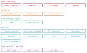 Dynamics consultants roles