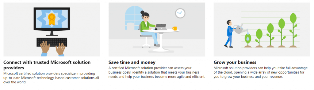 Microsoft Solution Providers