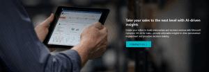 Dynamics 365 AI for Sales