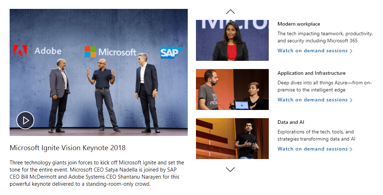Microsoft Ignite 2018 – catch-up on the future of AI
