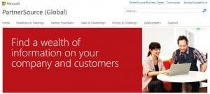 Access Microsoft PartnerSource