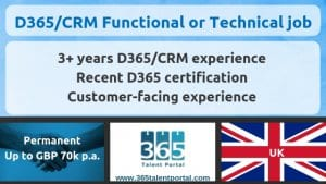 CRM Functional