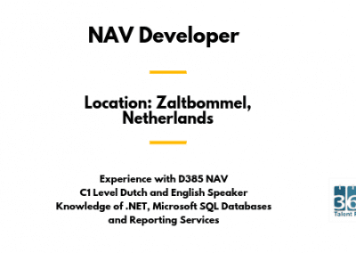 NAV Developer