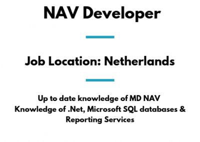 NAV Developer